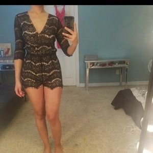 Other - Lace rompers